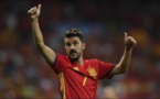 Espagne : David Villa annonce sa retraite sportive