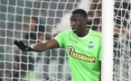 Dijon: Alfred Gomis out pour plusieurs matches