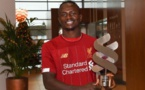 Liverpool: la réaction de Mané après être élu meilleur jour du mois de novembre
