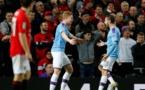 Sans défense, United craque face à City