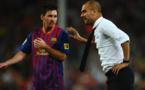 Messi révèle comment un «changement de position» de Pep Guardiola l'a transformé en meilleur joueur mondial
