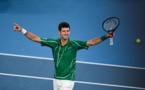 Tennis : vainqueur de Thiem, Djokovic remporte son 17e Grand Chelem