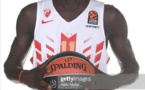 Basket : Mouhamed Faye licencié en pleine saison par l'étoile Rouge de Belgrade