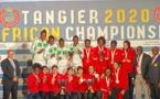 Karaté : le Sénégal champion d'Afrique en Kumité