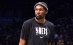 Coronavirus : le basketteur américain Kevin Durant testé positif