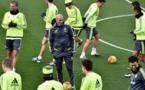 Real : Zidane, polémique pour le confinement