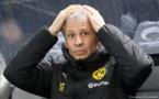 Dortmund : Lucien Favre pessimiste pour le titre