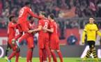 Le Bayern bat Dortmund et file vers le titre (0-1)