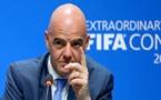 FIFA : Gianni Infantino annonce un plan d'aide financière pour le football
