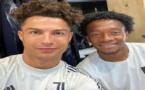 PHOTO : la nouvelle coupe de Ronaldo !