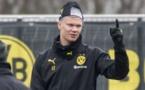 Dortmund : Quand Haaland se fait virer d'une boîte de nuit
