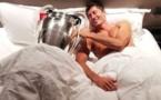 Lewandowski a passé la nuit avec le trophée de la Ligue des champions