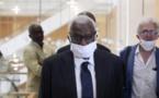 Lamine Diack condamné à 4 ans de prison dont deux ferme
