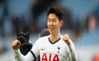 Premier League: Tottenham cartonne, Son claque un quadruplet