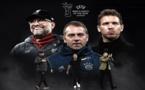 Meilleur coach de l'Europe : Klopp, Flick et Nagelsmann disputent le titre