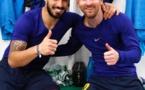 Messi tacle le Barça dans son message d'adieu à Suarez