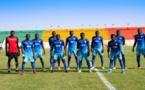 Ligue 1 (4ej) : CNEPS quitte la zone rouge et enfonce Gorée