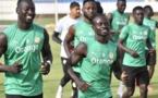 Équipe nationale : La séance d'entraînement du jour annulée