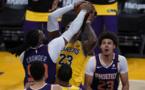 NBA : la chute des Lakers, champions en titre de la NBA