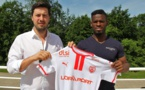 Transfert : Mamadou Thiam quitte Oostende en destination de Nancy
