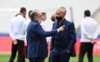 Noël Le Graët, après l'élimination des Bleus en huitièmes de l'Euro : « Avec Didier Deschamps, il faut que l'on bavarde »