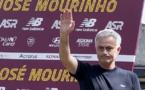 AS Roma : José Mourinho voit les choses en grand