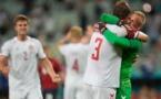 Euro 2020 : Vainqueur de la République tchèque,  le Danemark poursuit son épopée