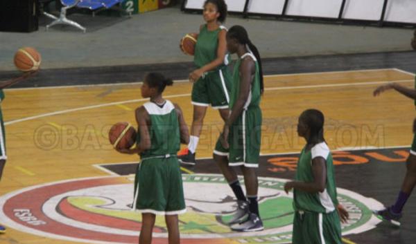 JEUX DE LA FRANCOPHONIE-BASKET: Les lionnes U25 débutent par le Niger ce samedi