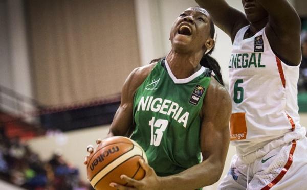 AFROBASKET-SENEGAL-NIGERIA :Battues par les D-Tigers, les « Lionnes » héritent le Cameroun en quart