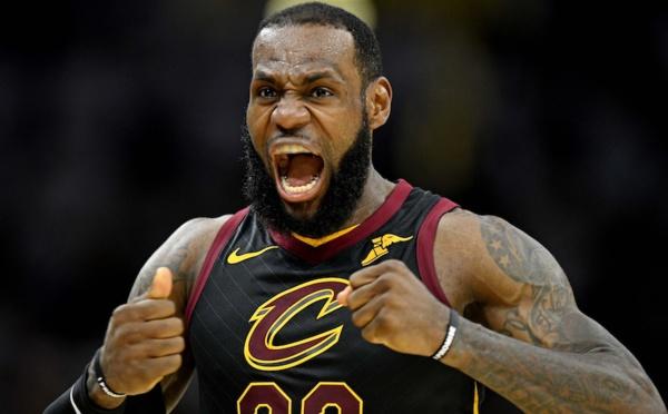 Celtics Boston– Cavaliers : L'extraterrestre LeBron James (46 points) offre un Game 7 à Cleveland !