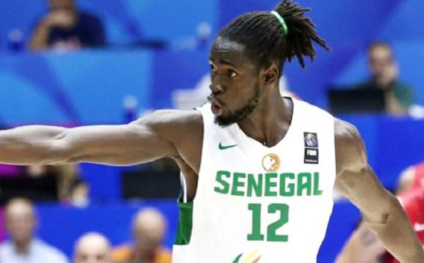 Basketball : Maurice Ndour rempile avec Unics Kazan