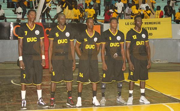 Basket : 1/2 finale Play offs hommes : Le DUC remporte la belle et se qualifie en finale