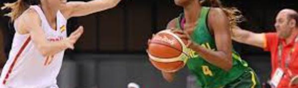 """Mondial de basket féminin 2018 : les """" lionnes"""" se sont entraînées sans Oumou Khairy Thiam"""