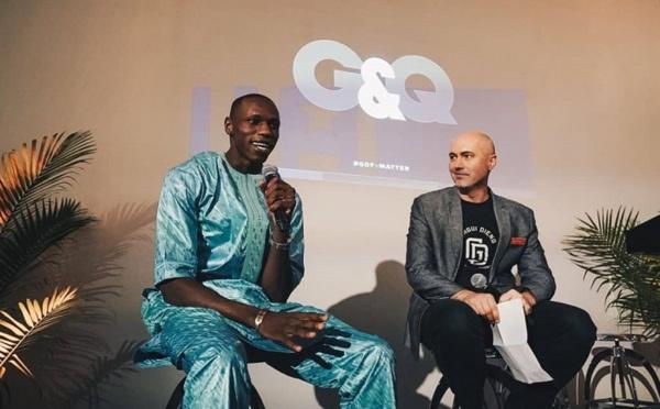 Fondation Gorgui Sy Dieng : le basketteur à pied d'œuvre pour l'organisation de son gala annuel