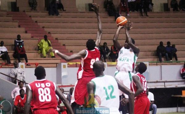Basket National 1 masculin : voici les résultats et la suite du programme de la 12e journée