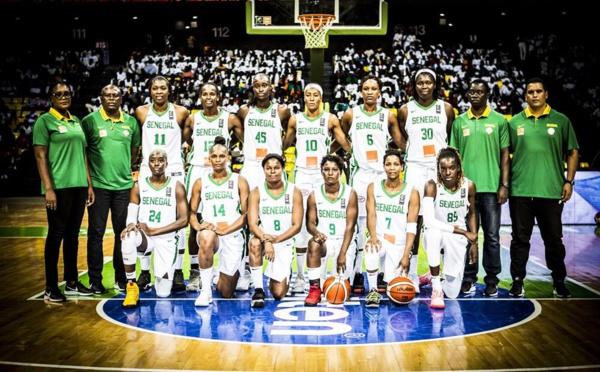 Afrobasket 2019: le Sénégal bat le Mozambique et retrouve le Nigéria en finale (60-57)