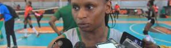 Lala Wone, alliere  des Lionnes:«Le Nigeria, qui est un gros morceau