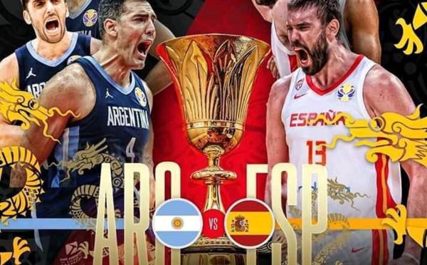 Finale Mondial Chine 2019 :  Espagne  - Argentine un duel 100 % hispanique
