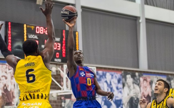 LEB Plata : Brancou Badio porte le Barça vers le succès