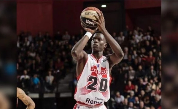 Basketball: Mbaye Ndiaye porte JL Bourg