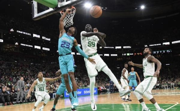 Vidéo – NBA : Tacko Fall fait ses grands débuts, la foule en délire