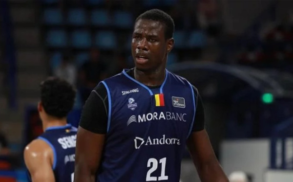 Europe : Moussa Diagne en double-double, Jules Aw au top
