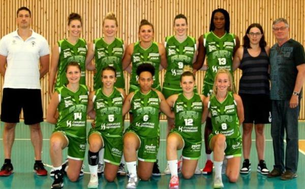 NF1 France : Madjiguène signe encore un double-double