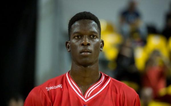 Mbaye Ndiaye (Bourg) en MVP face à Limoges