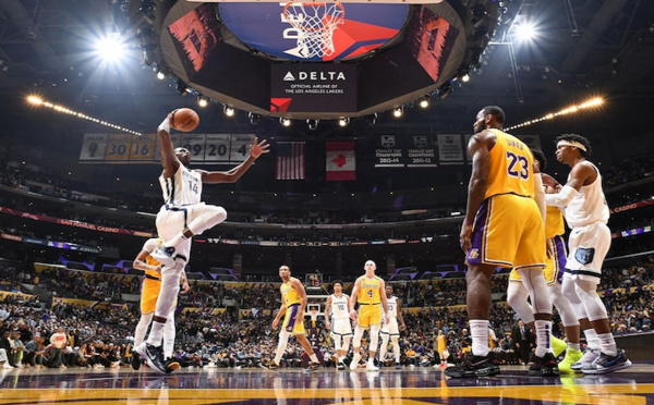 NBA : Gorgui Sy Dieng performant face aux Lakers, malgré la défaite