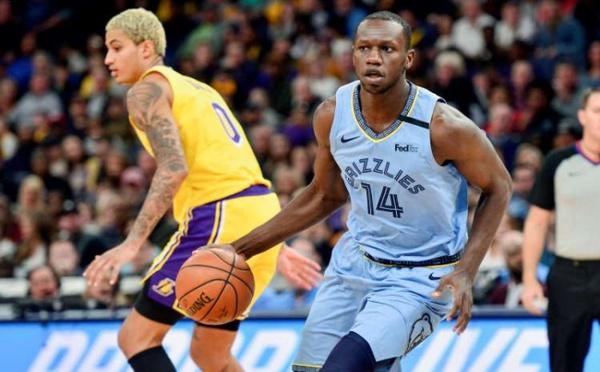 VIDEO-NBA : Memphis et Gorgui Dieng écrasent les Lakers (105-88)
