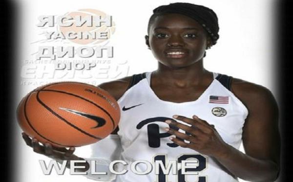 Basketball : Yacine Diop quitte les USA et signe avec un club russe