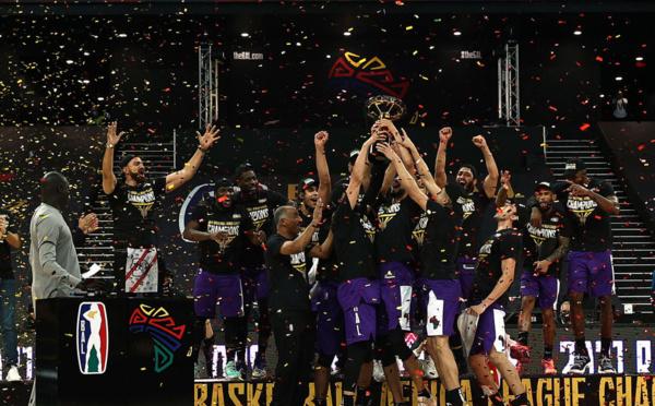 Basketball Africa League : Le Zamalek champion