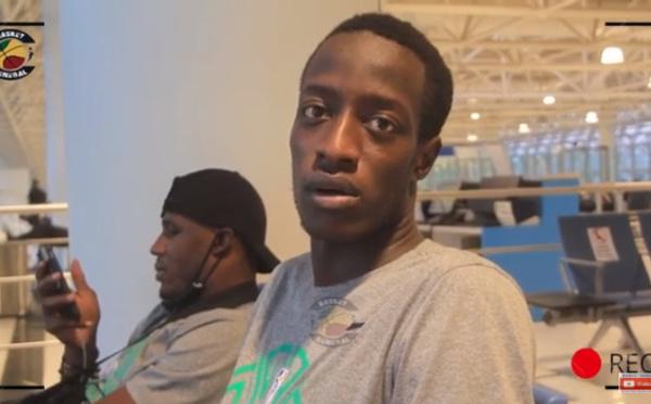 """Mamadou Faye : """"J'ai été impressionné par le Basketball Africa League"""""""