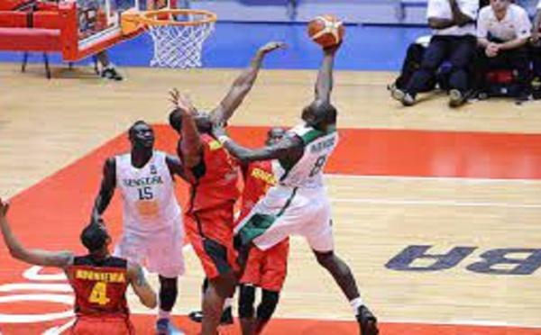 Afrobasket : le Sénégal joue contre l'Angola, aujourd'hui